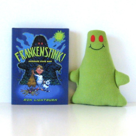 """FRANKENSTINK! Garbage Gone Bad"" & Little Stinker"