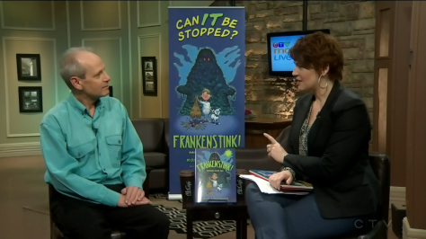 FRANKENSTINK!_CTV_Morning_Live