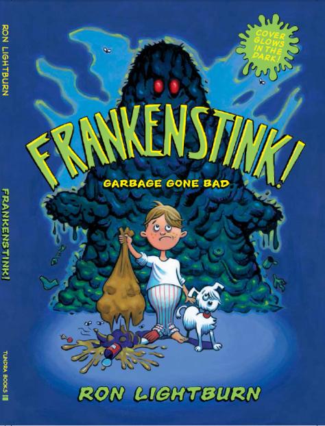 FRANKENSTINK! front cover