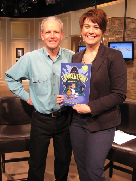 Ron and Heidi Petracek on CTV Morning Live